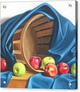 Apple Basket Acrylic Print