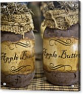 Apple Butter Acrylic Print