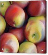 Apple Pie In Waiting Acrylic Print