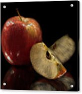 Apple Still Life Acrylic Print