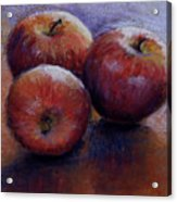 Apples IIi Acrylic Print