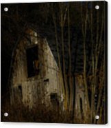 Approaching Darkness Acrylic Print