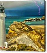 Approaching Storm 2015 Acrylic Print