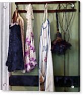 Aprons And Feather Duster Acrylic Print