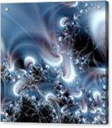 Aquafractal Acrylic Print