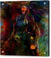 Aquaman Acrylic Print