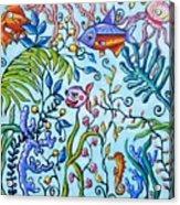 Aquarium Acrylic Print