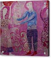 Aquarius Acrylic Print