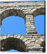 Aqueduct Of Segovia Acrylic Print