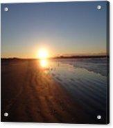 Aquidneck Sunrise 4 Acrylic Print