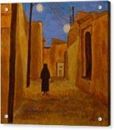 Arab Quarter Acrylic Print