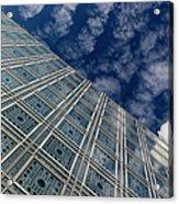 Arab World Institute Paris Acrylic Print