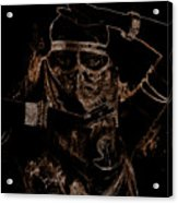 Arabian Face 0901 Acrylic Print