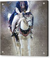 Arabian Nights Acrylic Print