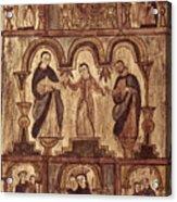 Aragon: Jesus & Disciples Acrylic Print