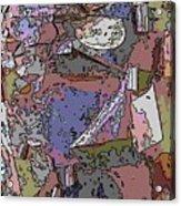 Arbor Abstract Acrylic Print