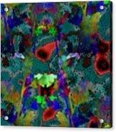 Arboreal Wonderment 3 Acrylic Print