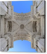 Arch-itecture Acrylic Print