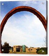 Arch Over Ncma Acrylic Print