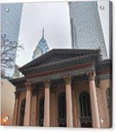 Arch Street Presbyterian Church - Philadelphia Acrylic Print