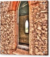 Arch To Arch. Acrylic Print by Ian  Ramsay