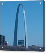 Arch With Lumiere Acrylic Print