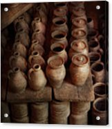 Archaeologist - Pottery - Today's Dig Was Amazing Acrylic Print by Mike Savad