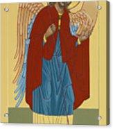 Archangel St Michael 193 Acrylic Print