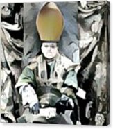 Archbishop Guernica Acrylic Print