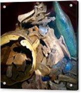 Archeological Dig Acrylic Print