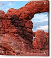 Arches 11 Acrylic Print