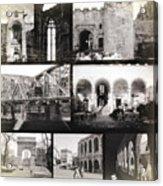 Arches 2 Acrylic Print