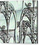 Arches 4 Acrylic Print