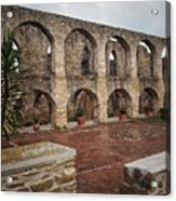 Arches And Arches Acrylic Print