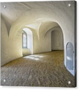 Arches And Curves Acrylic Print