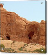 Arches Formation 29 Acrylic Print