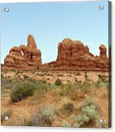 Arches Formation 33 Acrylic Print