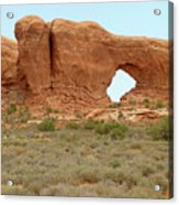 Arches Formation 37 Acrylic Print