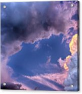Arches In The Sky Acrylic Print