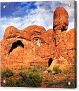 Arches Landscape 3 Acrylic Print