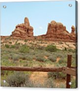 Arches National Park 23 Acrylic Print