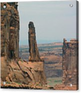 Arches National Park 5 Acrylic Print