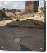 Arches National Park Park Avenue  Acrylic Print