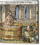 Archimedes Acrylic Print