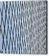 Architectural Abstract - 4 Acrylic Print
