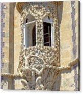 Architecture Background Sintra Acrylic Print