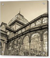 Architecture For The Light Acrylic Print