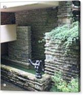 Architecture Frank Lloyd Wright Acrylic Print