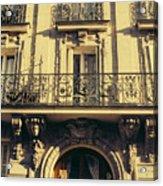 Architecture In Paris Acrylic Print