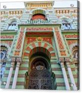Architecture Of Odessa 3 Acrylic Print